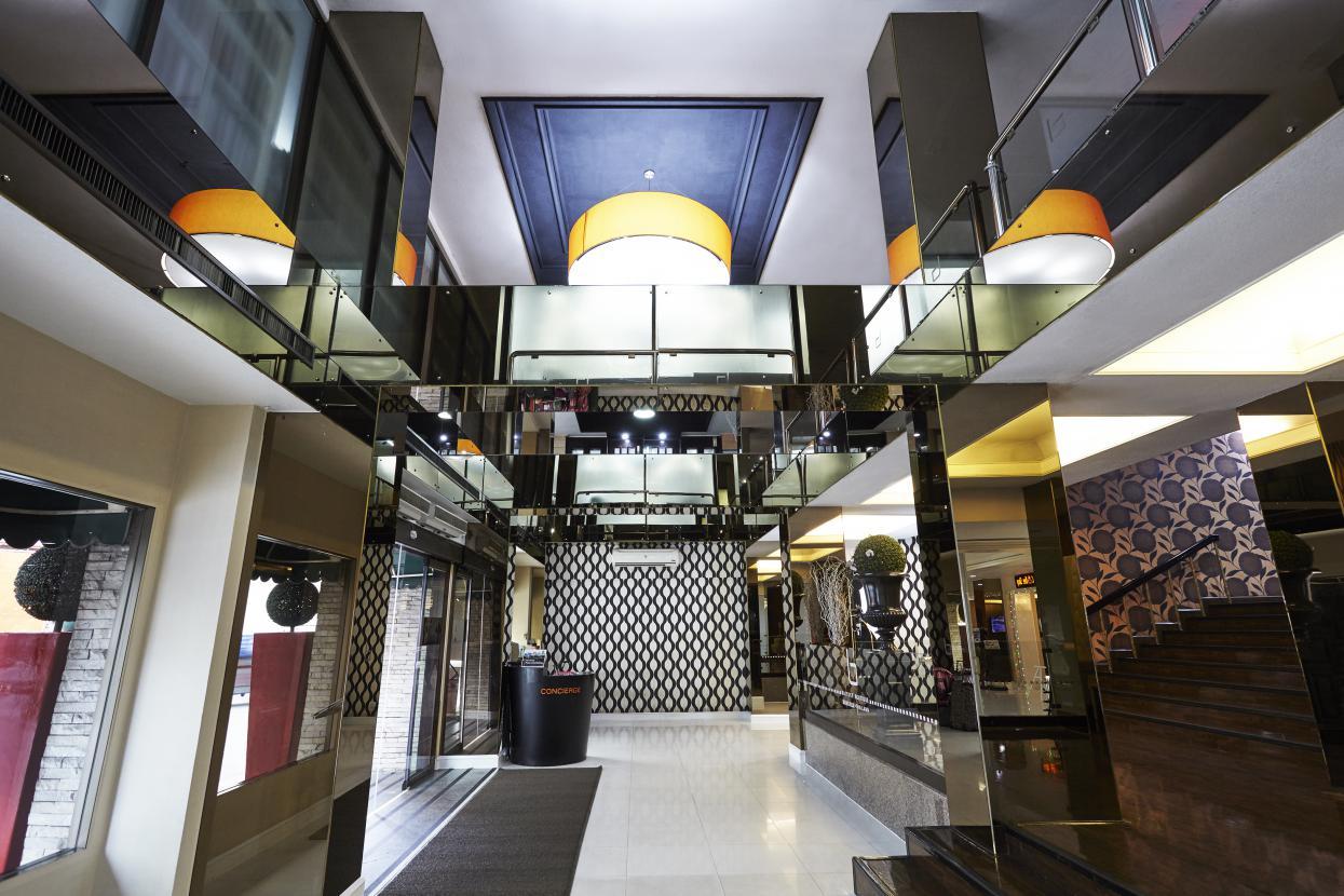 Hotel In Pratunam District Bangkok Baiyoke Boutique